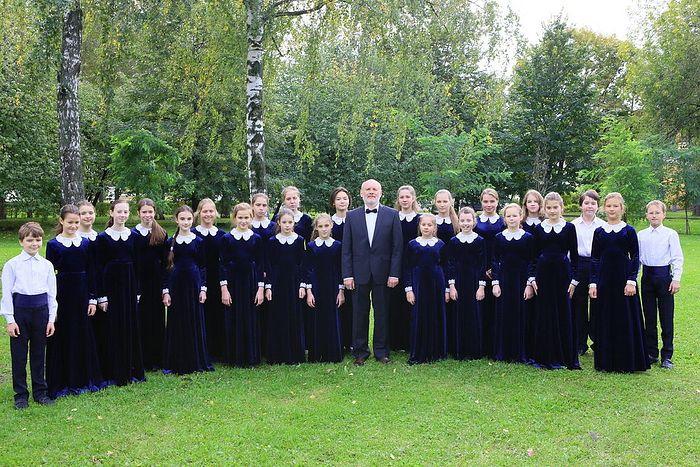 Детская православная хоровая студия «Царевич»