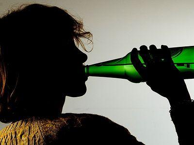 Страсть пьянства