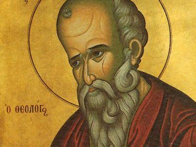 Слово на преставление святого Иоанна Богослова