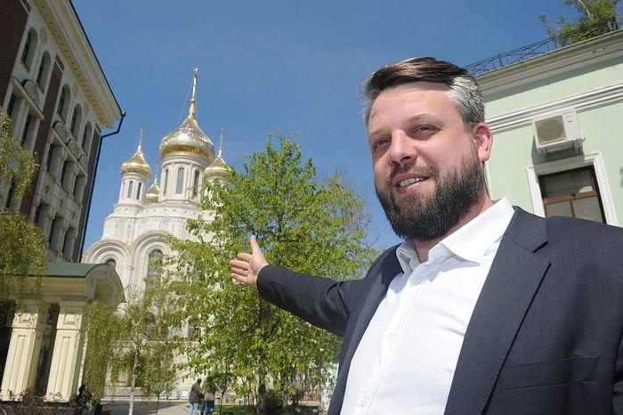 Кирилл Лапшин