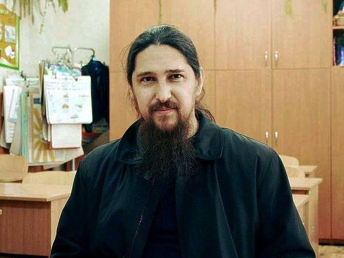Священник Димитрий Шишкин: