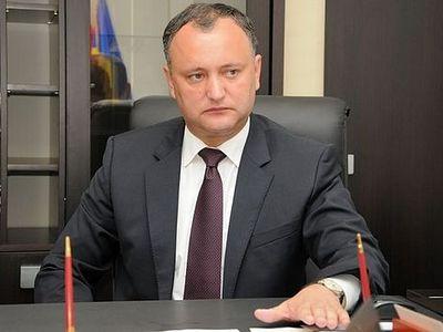Игорь Додон: Я обещал быть президентом православных, а не содомитов