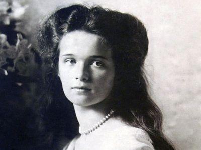 Grand Princess Olga Nicholaevna Romanova