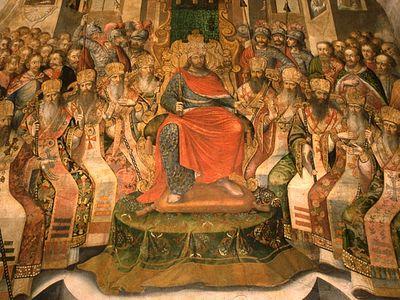 Проповедь в Неделю седьмую по Пасхе, Святых отцов I Вселенского Собора
