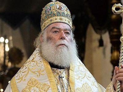 Патриарх Александрийский: Украинские власти под видом закона пытаются манипулировать Церковью