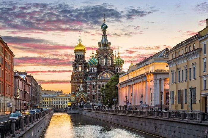 Храм «Спас-на-Крови». Санкт-Петербург.
