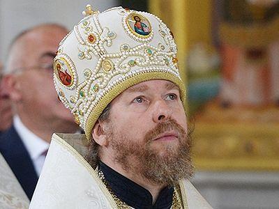 Епископ Тихон: храм Воскресения и Новомучеников освящается в год 100-летия революции