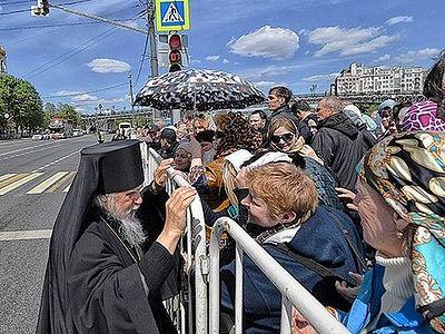 «В очереди к мощам свт. Николая – хорошие люди!»
