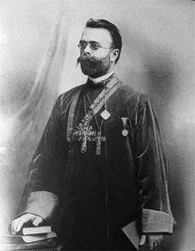 Протопресвитер Константин Изразцов