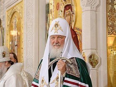 Патриарх Кирилл: У нас есть средство побороть любую духовную болезнь