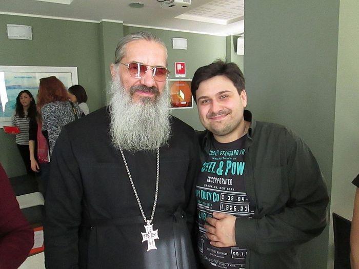 Архимандрит Амвросиq (Макар) и Сергий Епик