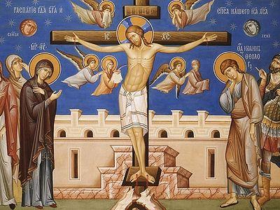 Где и как общаться с Богом. Крестное знамение