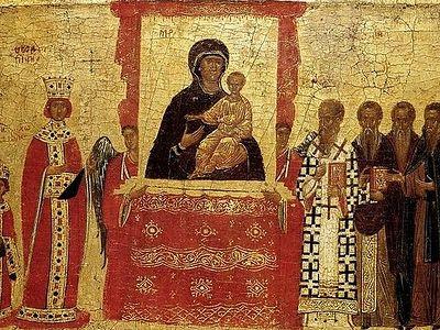 Православные — право славящие Бога