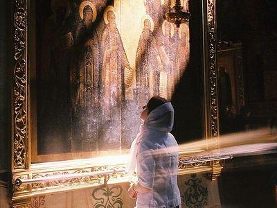 Молитва — дыхание души