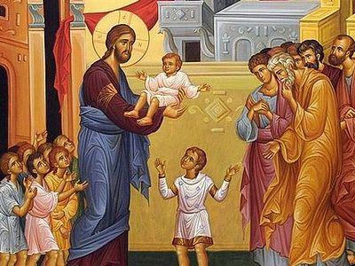О воспитании в детях страха Божия