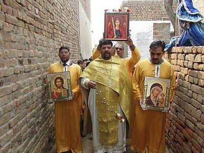 Священник Иосиф Фарук: «Православная миссия в Пакистане развивается день ото дня»