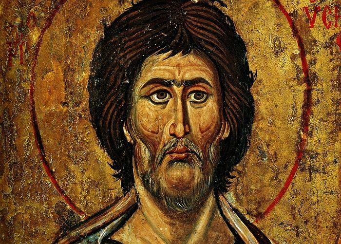 Пророк Моисей. Монастырь Св. Екатерины, Синай, Египет