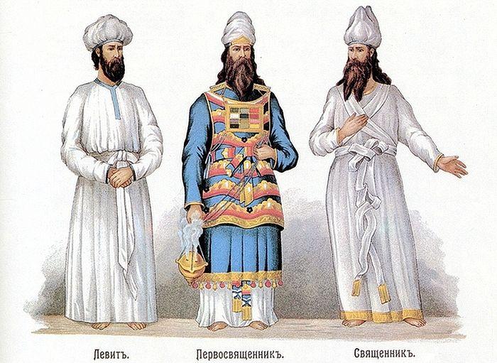 265990.p - Ветхозаветное священство