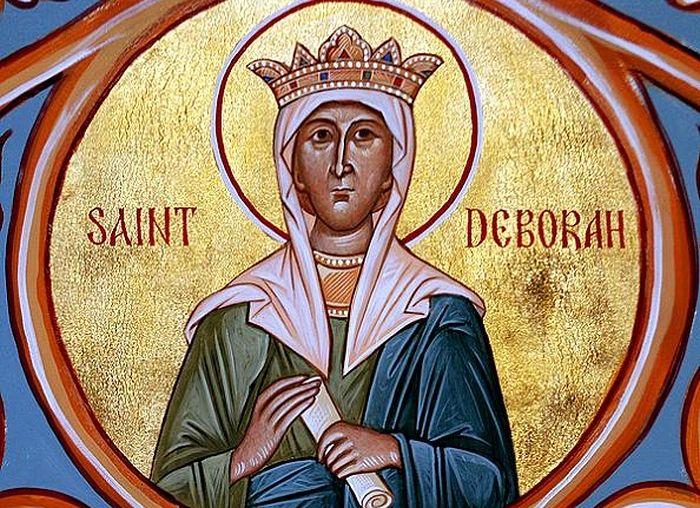 Пророчица Девора
