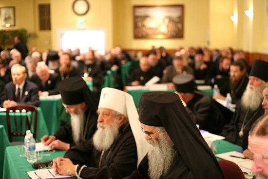 First Day of the IV All-Diaspora Council. Photo: synod.com