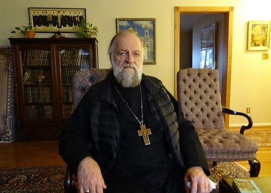 Archpriest Victor Potapov.