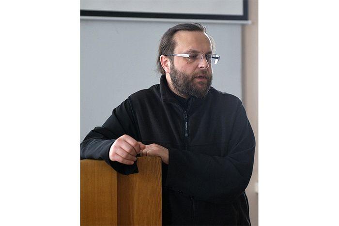Иеромонах Николай (Сахаров)