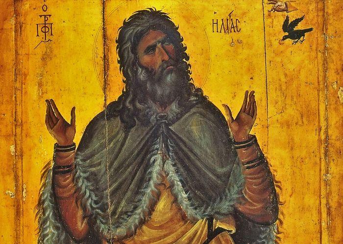 Илия пророк. Синай, монастырь святой Екатерины