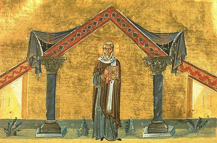 Святитель Агафон, папа Римский