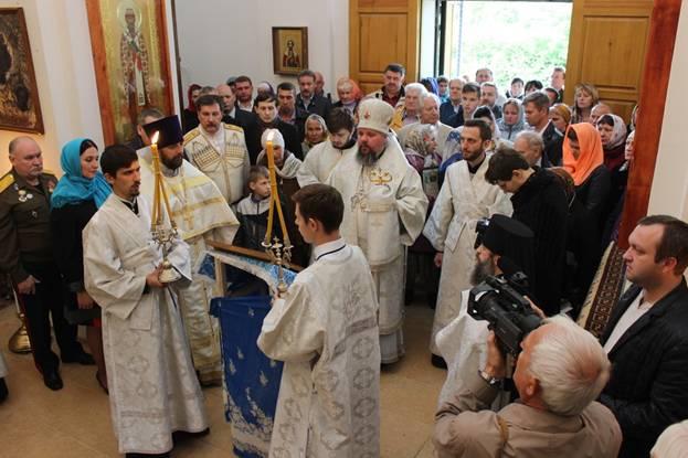 Фото: пресс-служба Щигровской и Мантуровской епархии, А. Алмазов.