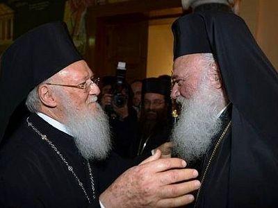 Патриарх Варфоломей напомнил Афинам о необходимости исполнять решения Критского Собора