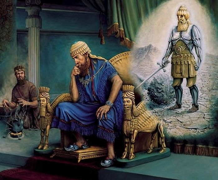 Сон Навуходоносора