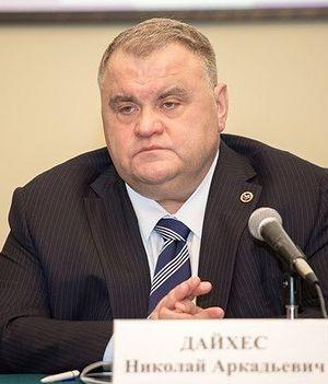 Профессор Николай Дайхес