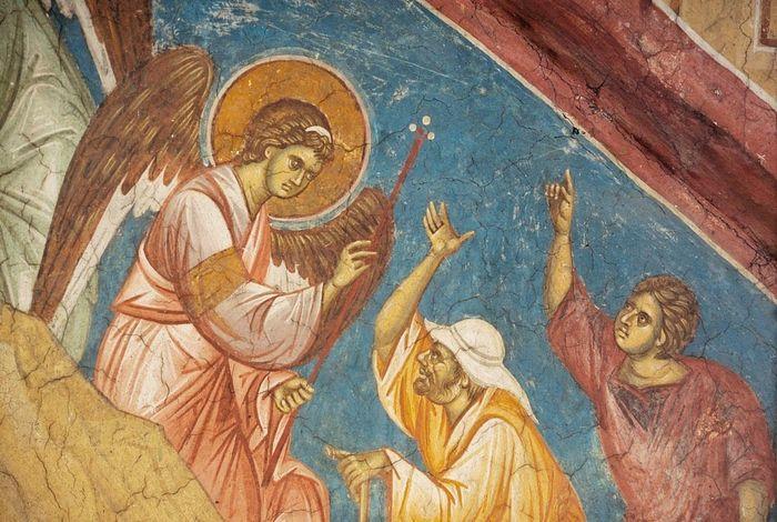 Явление ангелов пастухам
