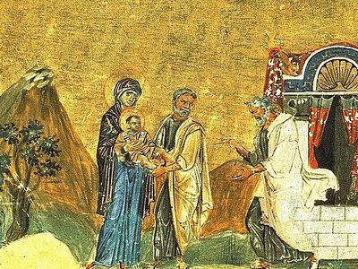 Обрезание Христово. Сретение Господне