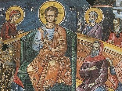 Отрок Иисус в Иерусалимском храме