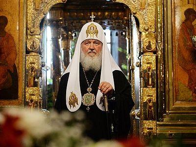 Святейший Патриарх Кирилл выразил соболезнования в связи с гибелью паломников в Забайкалье