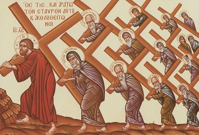 Господь покидает Галилею и идет в Иудею. Крест Христов