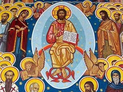 Беседа у Недељу Свих Светих