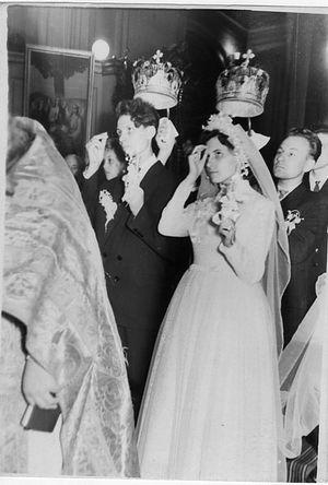 Венчание супругов Диваковых