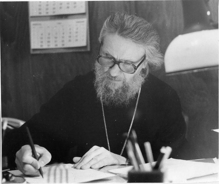 Протопресвитер Владимир Диваков