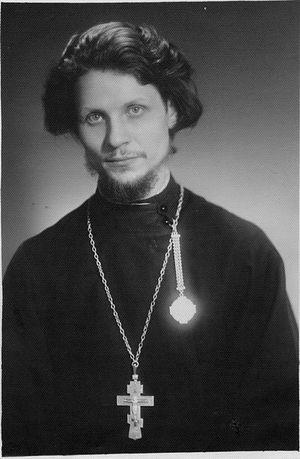 Священник Владимир Диваков