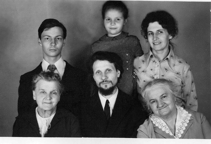 Семья Диваковых