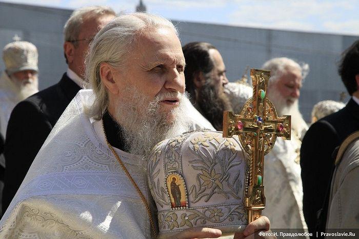 Протопресвитер Владимир Диваков. Фото: Иван Правдолюбов / Православие.Ru