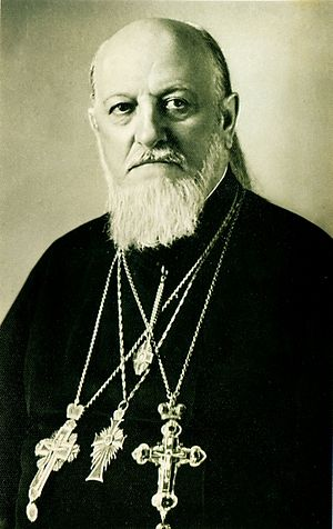 Протопресвитер Николай Колчицкий