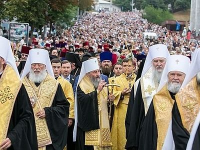 Минкульт признал Украинскую Православную Церковь самой влиятельной конфессией