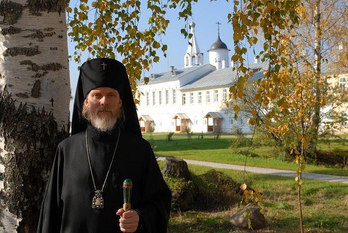 Архиепископ Песоченский и Юхновский Максимилиан (Лазаренко)