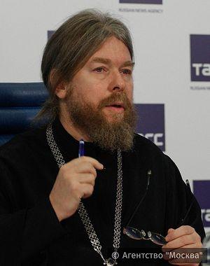 Епископ Егорьевский Тихон (Шевкунов). Фото: агентство Москва