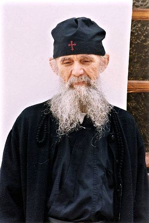 Elder Ephraim of Philotheou