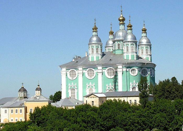 Кафедральный собор Успения Пресвятой Богородицы в Смоленске