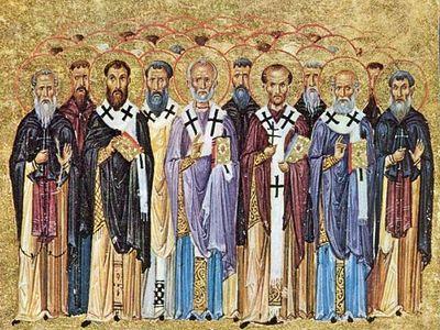 Церковь Христова в апостольское время